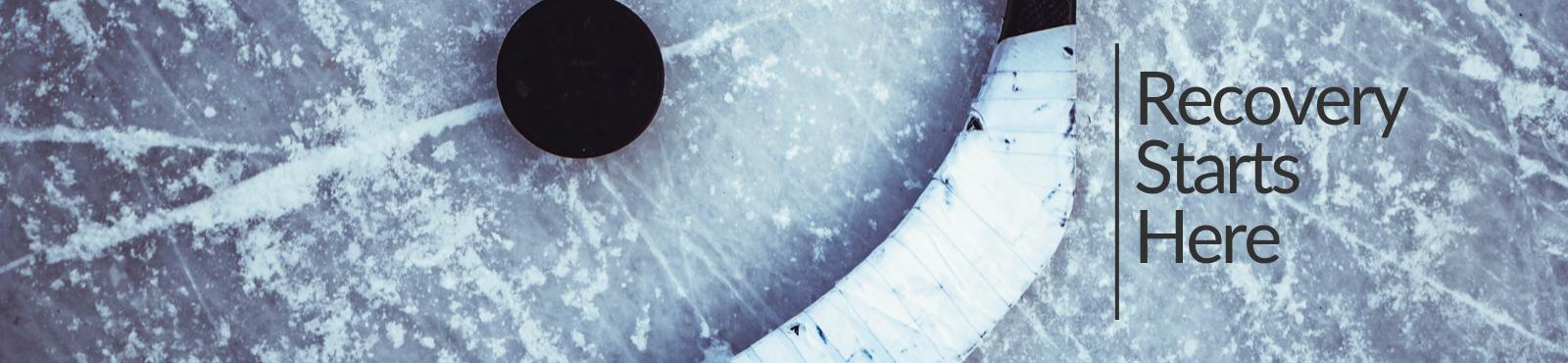 Recovery Starts Here_Hockey