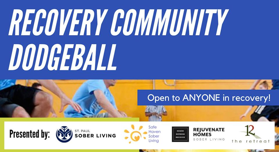 Recovery Community Dodgeball